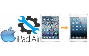iPad Air 9,7 Reparation